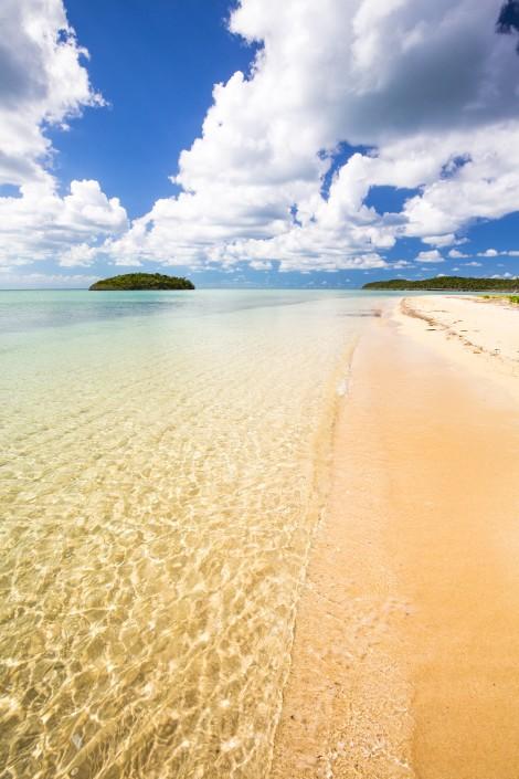 Eleuthera beach