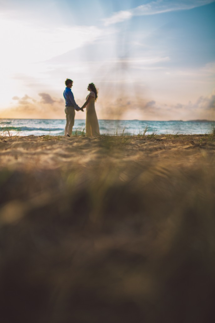 Ten Bay Beach, Eleuthera.  Wedding Photography by Erik Kruthoff