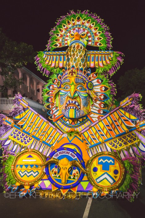 off the shoulder piece from 2016 new years day saxons junkanoo parade bahamas