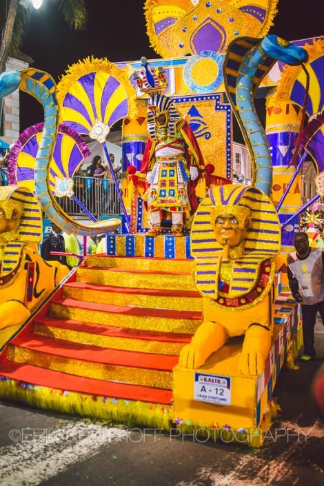 Banner photography of 2016 new years day saxons junkanoo parade bahamas