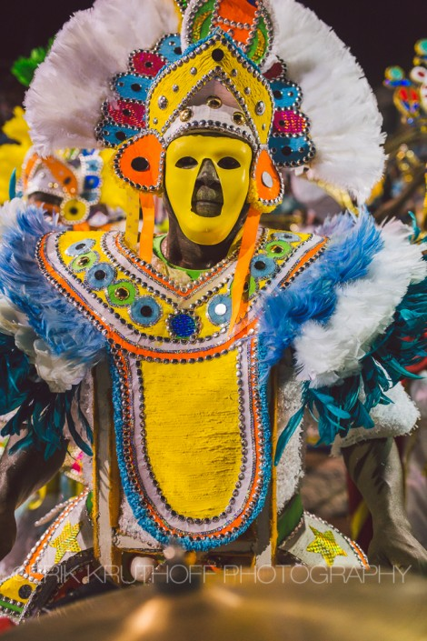 masked dancer in the bahamas