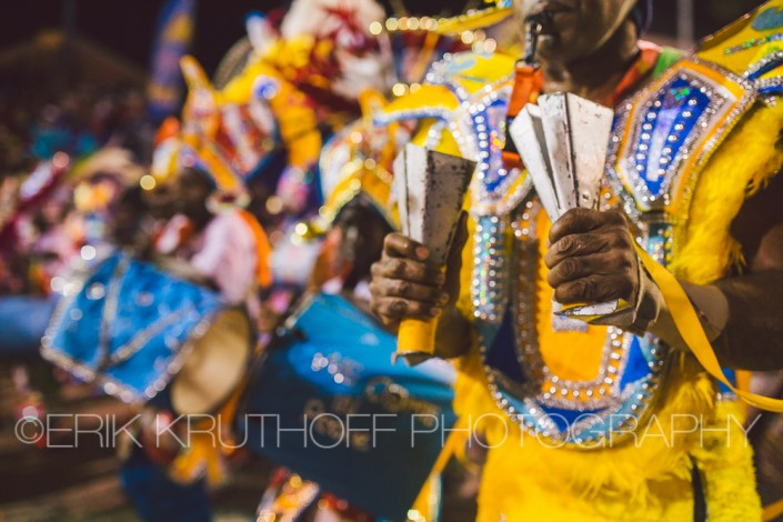 photography of kalik cowbells instrument in the 2016 new years day saxons junkanoo parade bahamas