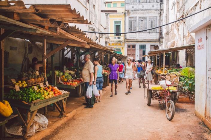 old havana market
