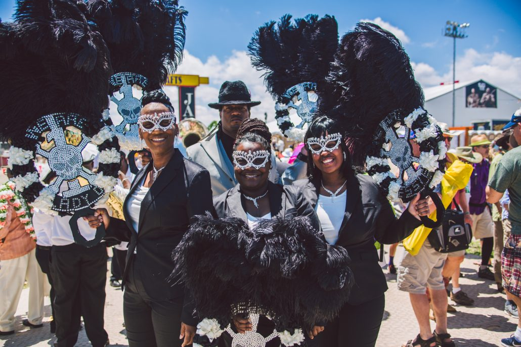 New Orleans Social Aid and Pleasure Clubs