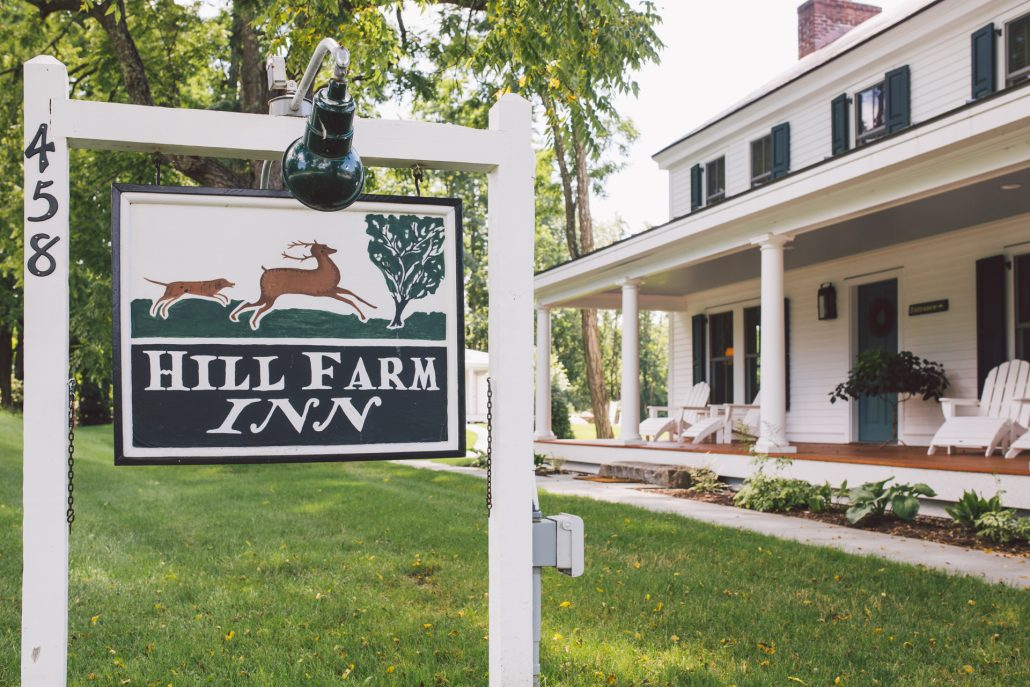 manchester vt hill farm inn wedding