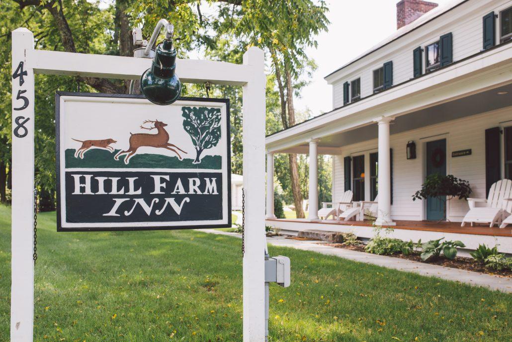 manchester vt hill farm inn wedding