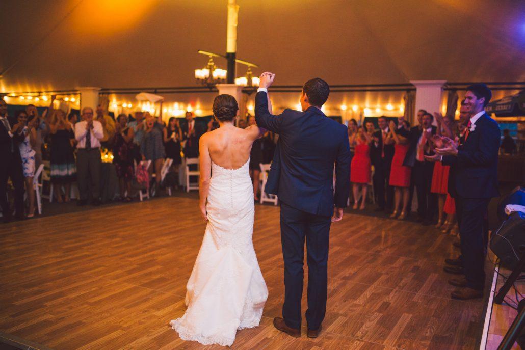 first dance hildene wedding