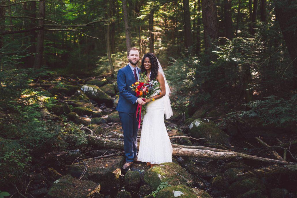 bride and groom wedding photography western ma