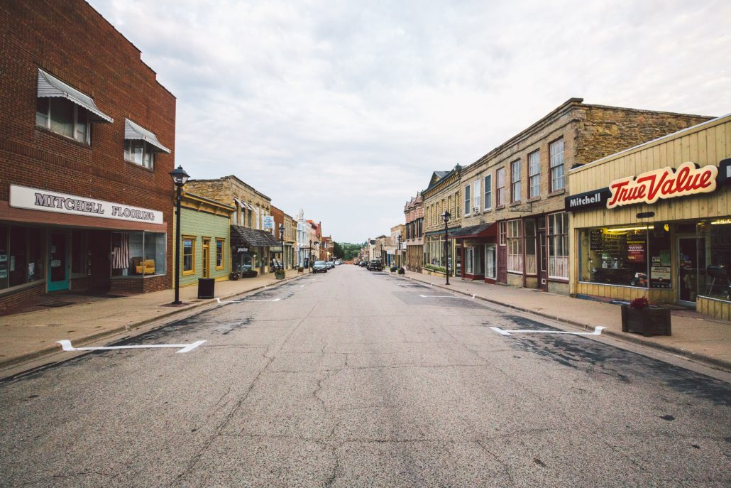 mineral point downtown