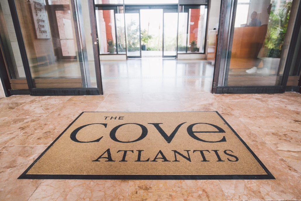 cove atlantis lobby
