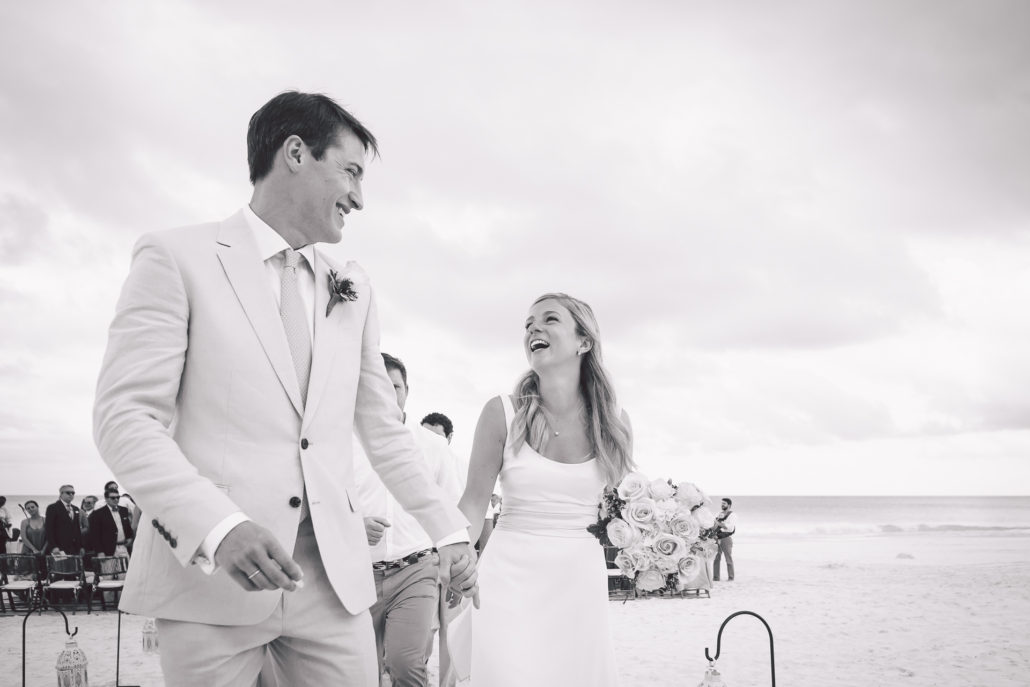 harbour island beach destination wedding