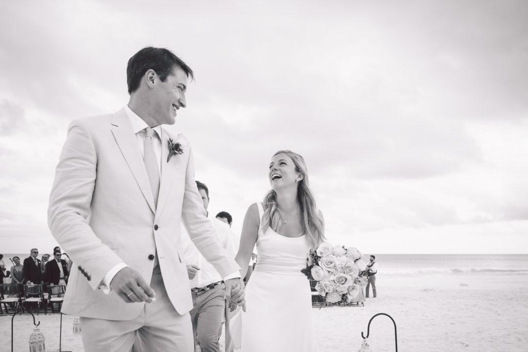 harbour island beach destination wedding