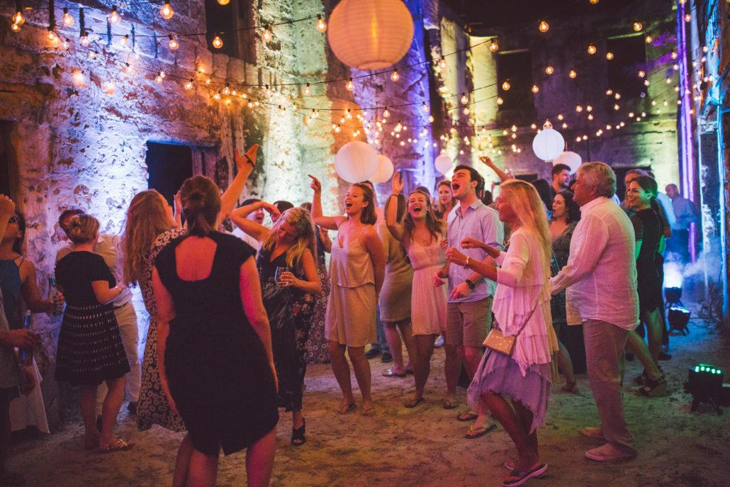 harbour island eleuthera haunted house wedding