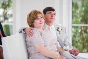 destination wedding ceremony at hyatt baha mar