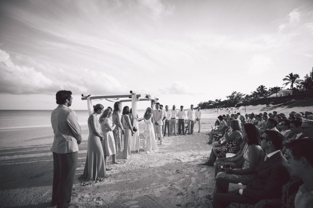 beach destination wedding photography harbour island bahamas