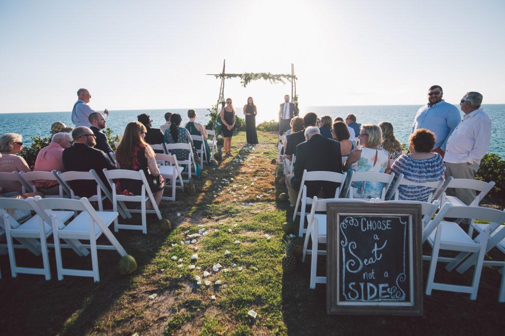 the cove eleuthera wedding ceremony