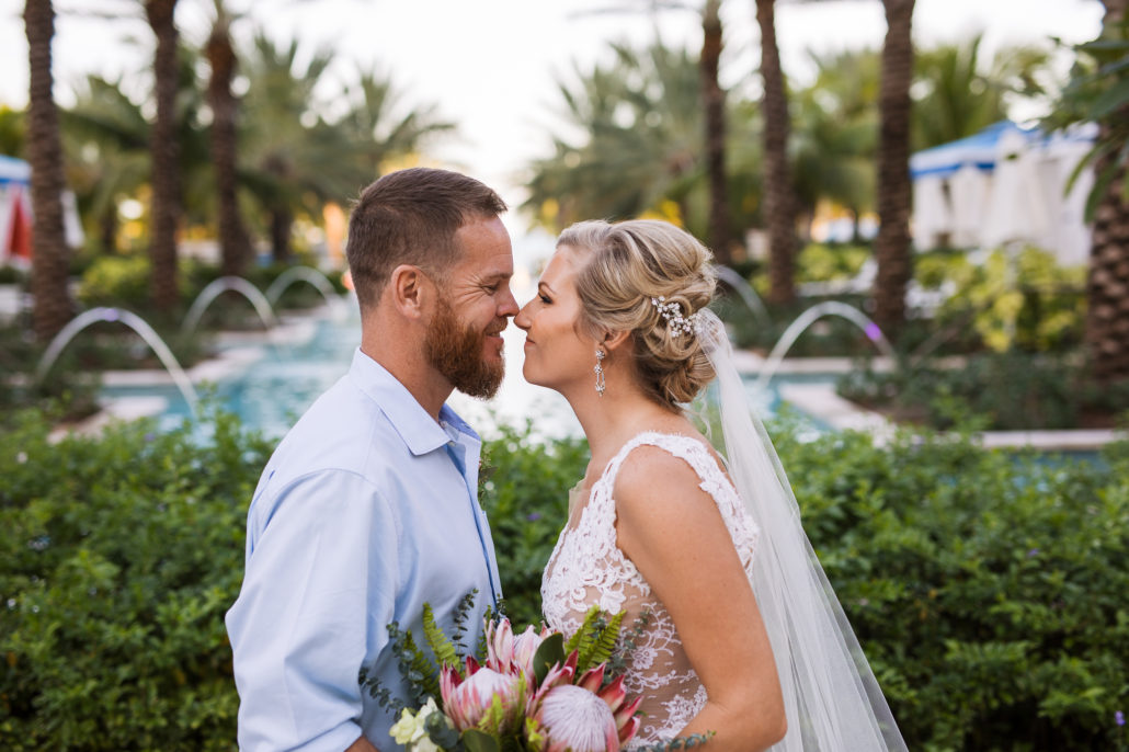Hyatt Baha Mar wedding photography