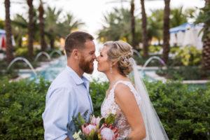 Hyatt Baha Mar wedding photography