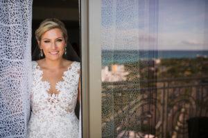 hyatt Baha Mar wedding bride
