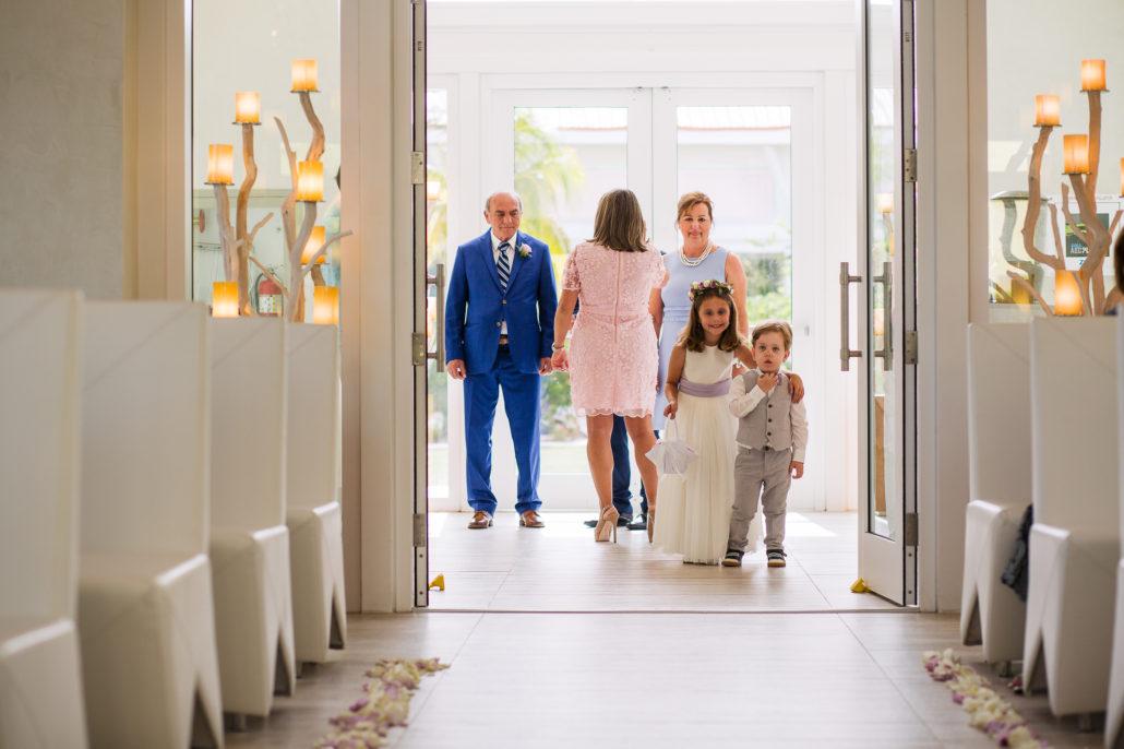 baha mar wedding chapel ceremony