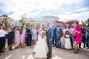 baha mar wedding bahamas