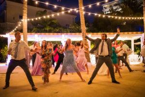 palms terrace wedding reception baha mar