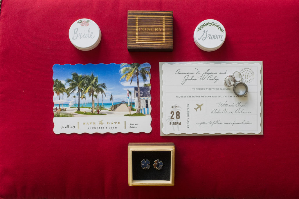 destination wedding details
