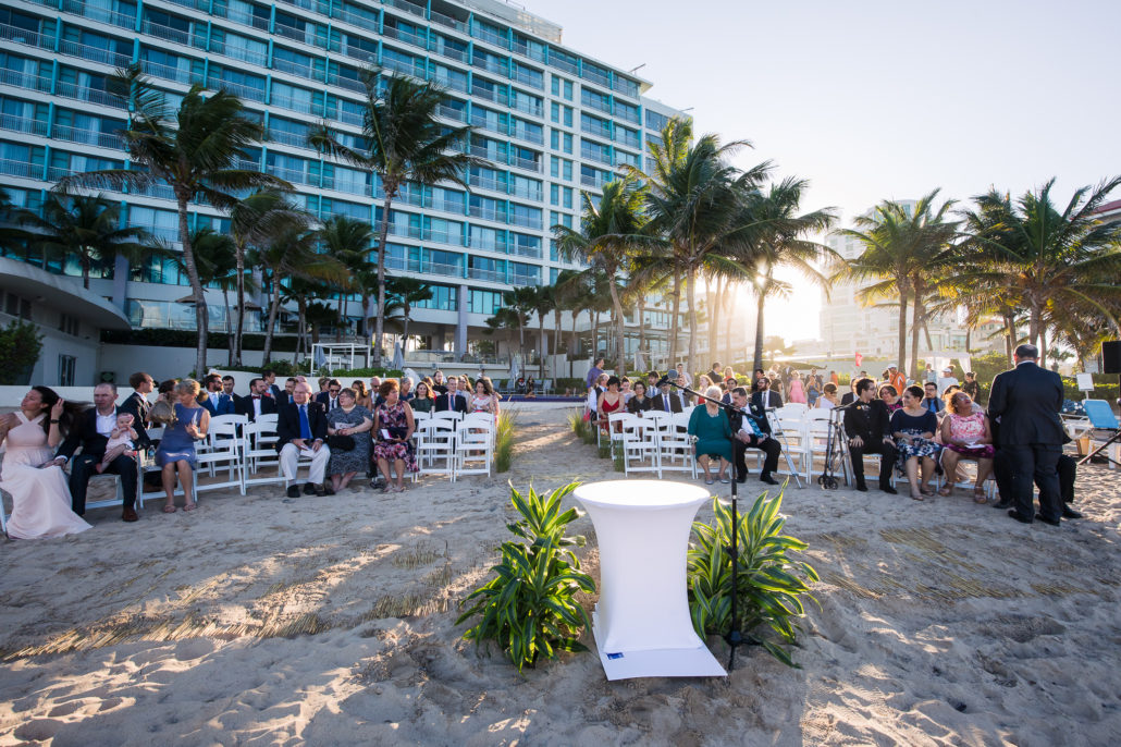 puerto rico beach destination wedding