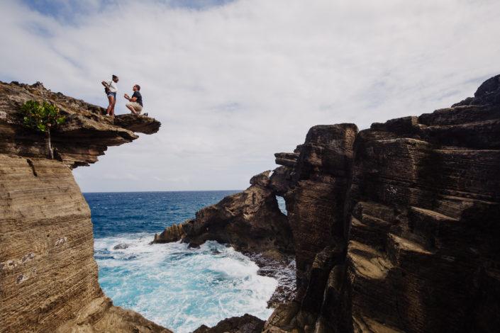 Cueva del indio arecibo wedding proposal