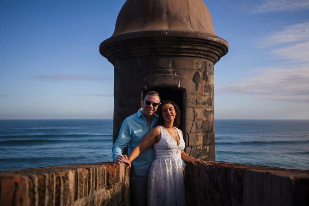 portrait photography in Old San Juan