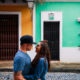puerto rico wedding engagement photography