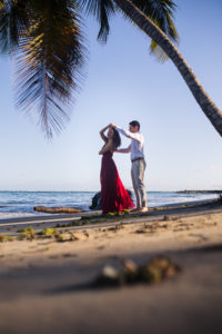 dorado beach couple