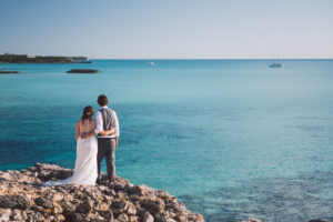 elopement bide and groom puerto rico