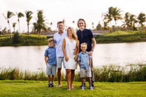 Family photos at Bahia St. Regis Puerto Rico by Erik Kruthoff Photography