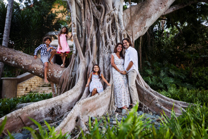 Ritz Carlton Reserve Dorado Beach Family Photography by Erik Kruthoff