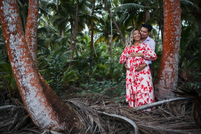 puerto rico maternity photos