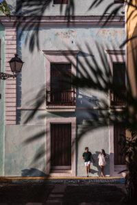 puerto rico wedding engagement photo shoot