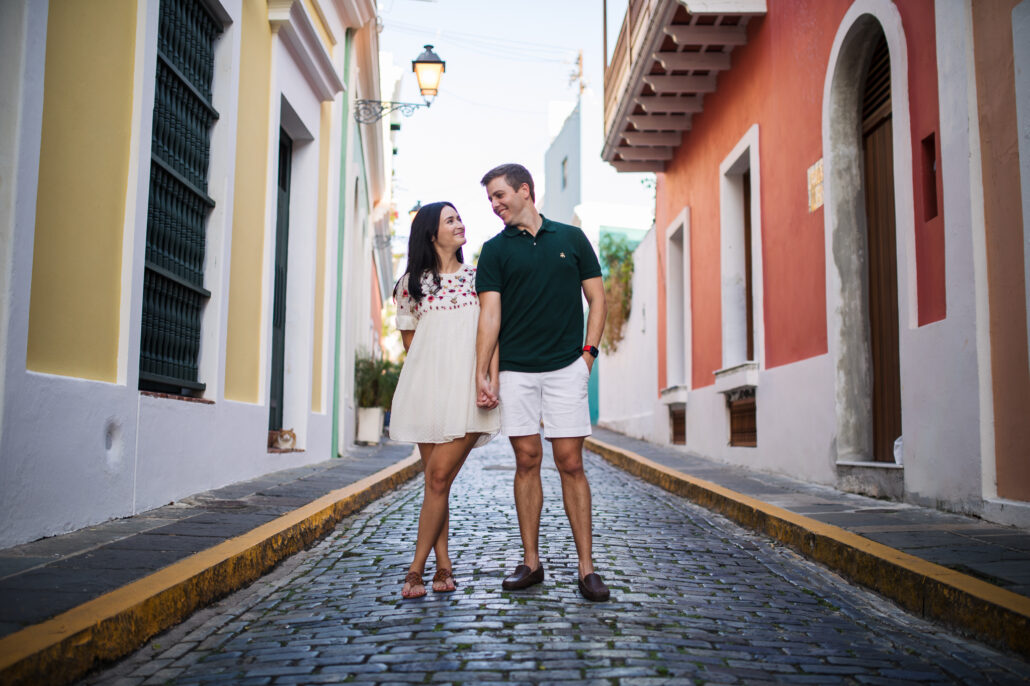 puerto rico wedding engagement photo shoot