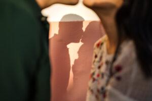 puerto rico wedding engagement photo shoot el convento