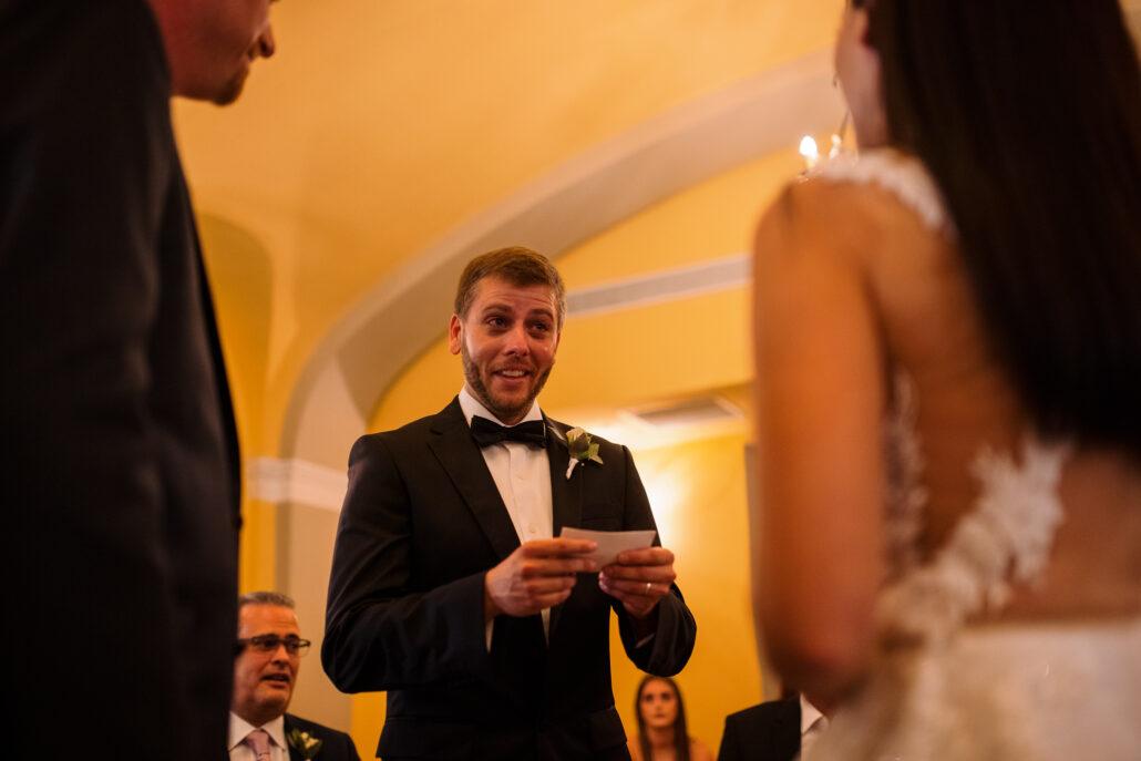 wedding ceremony hotel el convento