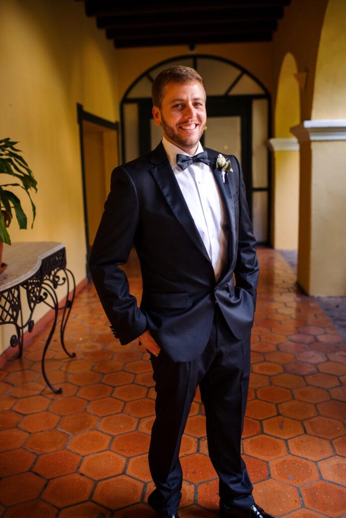 hotel el convento wedding